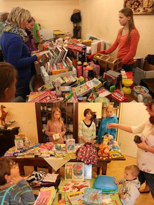 kleiner Kinder-Flohmarkt