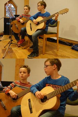 Florian und Manuel
