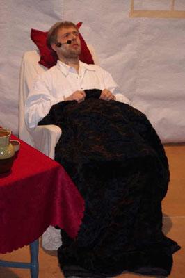 """Aufführung des """"Evangelimanns"""" in der Kirche Rudelswalde - Ruben"""