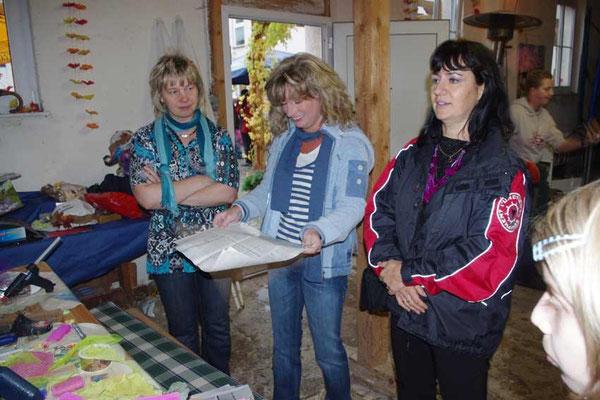 Sommerfest 2010 - Elke, Antje und Annette