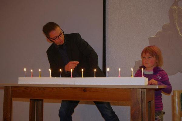 2. Advent 2012 ... gehalten von Stefan