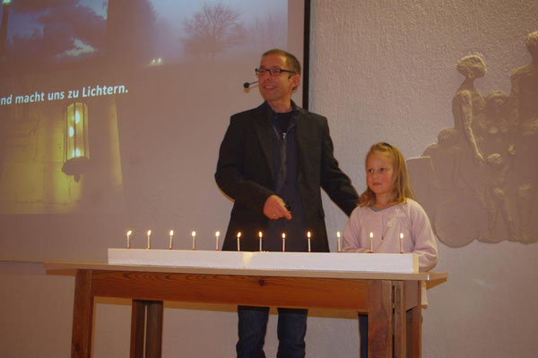 2. Advent 2012 - Andacht
