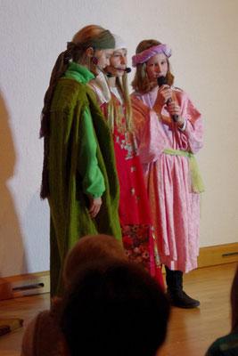 die 3 Weisen  (Lora-Ann, Lena, Dorothea)