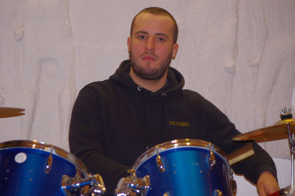 Bandmitglied Tim