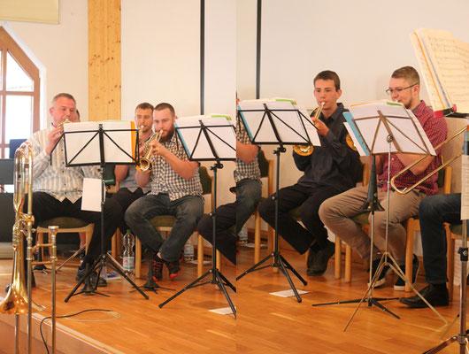 Ralf, Gerd, Klaus, Lukas, Tommy