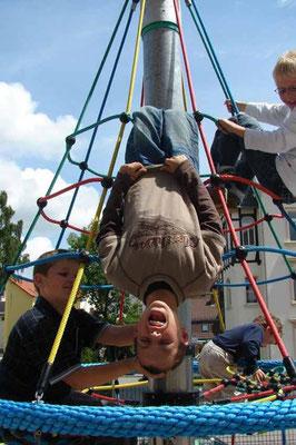 Karl, Noah, David ... (Fotos von Mandy)