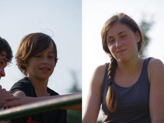 Noah und Josephine