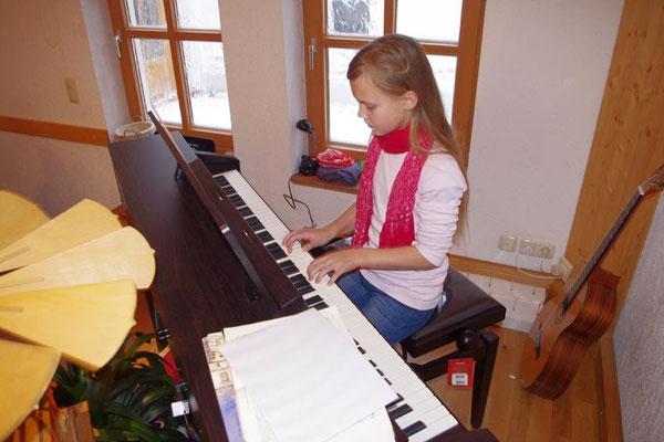 """2. Advent 2012 - Abigail mit """"Alle Jahre wieder"""""""