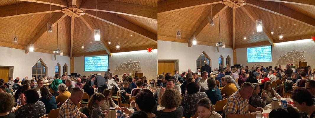 (diese Fotos von Frank L. - Fotos vom Chor von Abigail L. und Matthias L.)