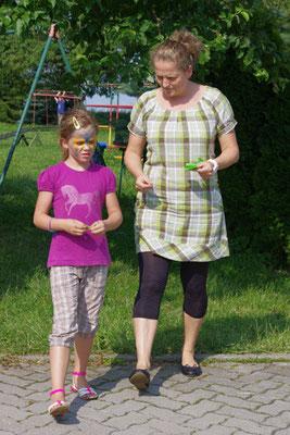 Margarethe und Katrin