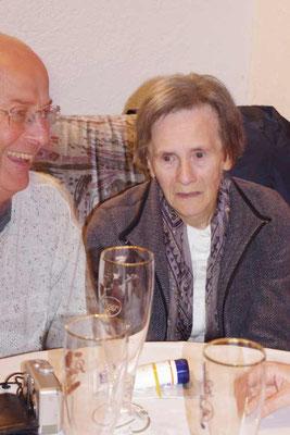 Sommerfest 2010 - Wolfgang und Ruth
