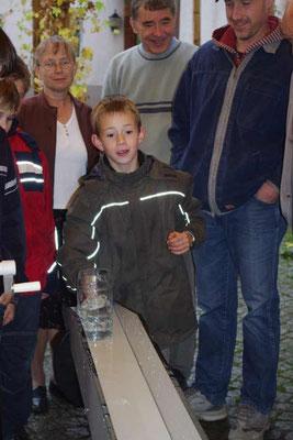 Sommerfest 2010 - Lukas und ...