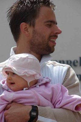 Ruben mit Tabitha