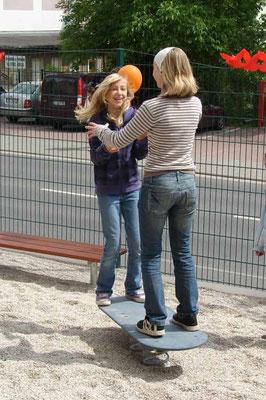 Saskia und Laura