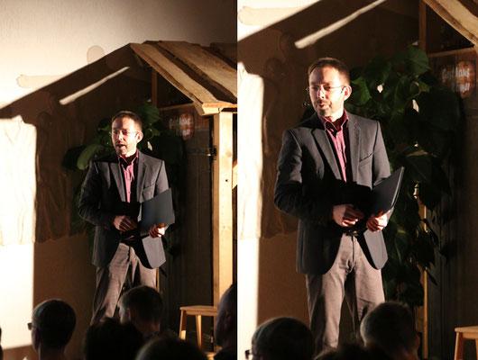 kleine Predigt von Stefan