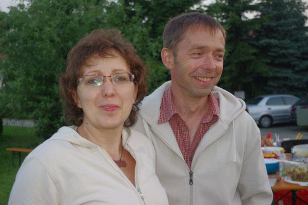 Katrin und Stefan
