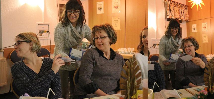Jana, Annette, Katrin