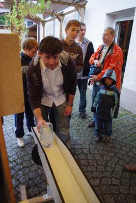 Sommerfest 2010 - Frank und ...