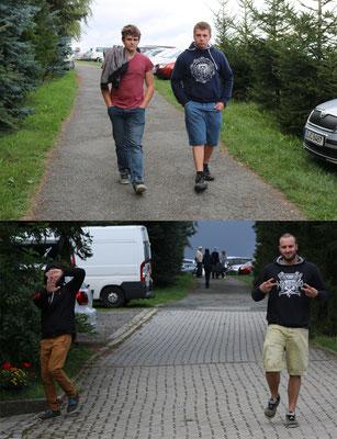 Karl und Steffen, Tom und Tim