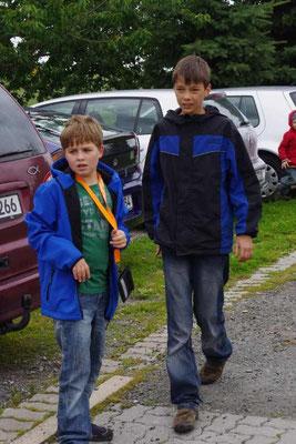 Lennart und Max