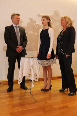 Taufe von Johanna