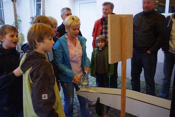 Sommerfest 2010 - Carolin und ...
