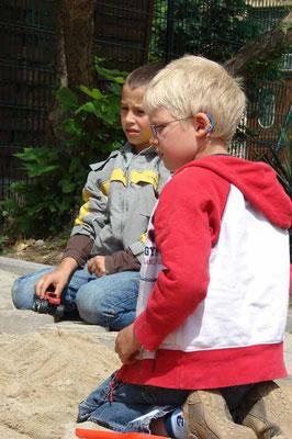 Noah und David