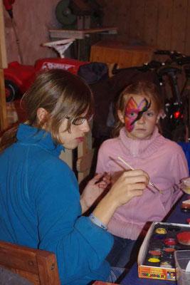 Sommerfest 2010 - Anna und Abigail
