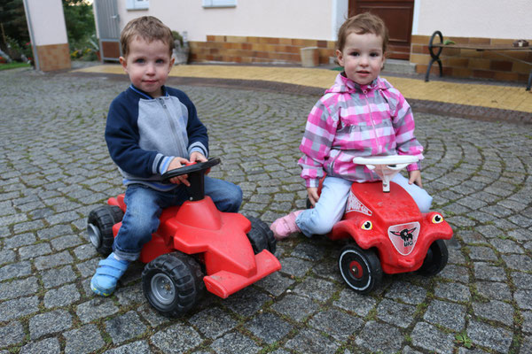 Luca und Leona