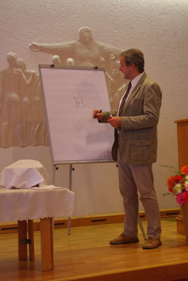 unser Prediger Bernd