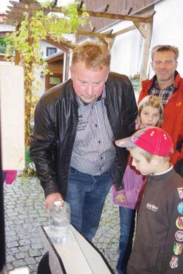 Sommerfest 2010 - Hans