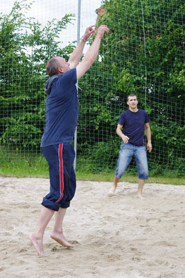 am Ball: Tobias
