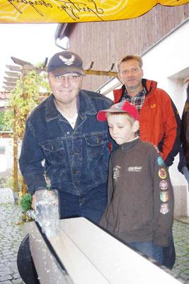 Sommerfest 2010 - Frieder