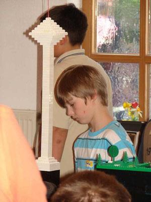 LEGO-ZEIT - Marius