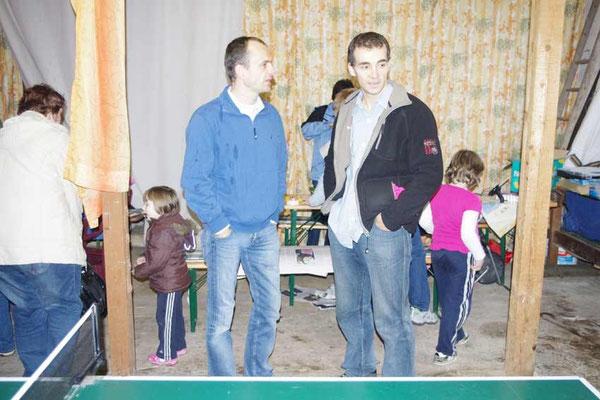 Sommerfest 2010 - Johannes und Matthias