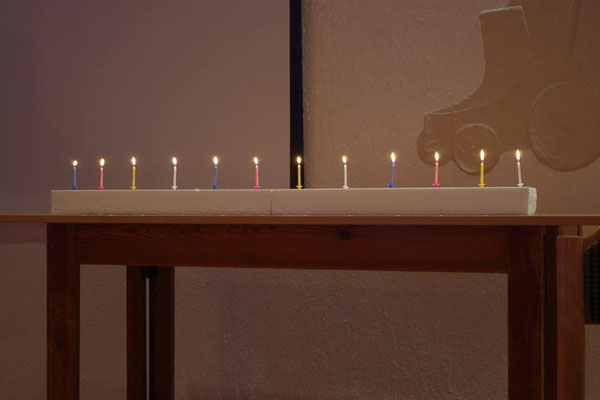 2. Advent 2012 - Beginn der Andacht ...