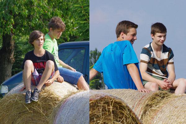 Noah/ Karl und Hans / Marius