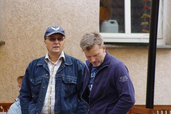 Frieder und Peter