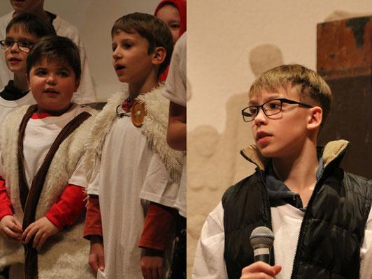 Anton und Elijah, Manuel