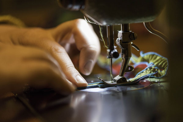 Fabrication des collier