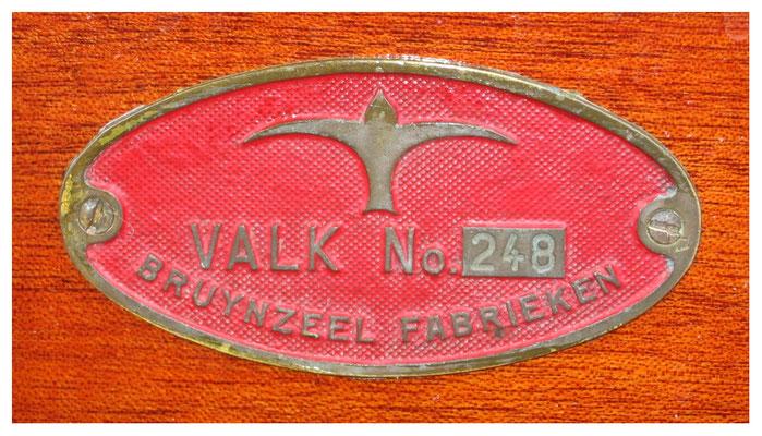 Bouwnummer 248 (Valk 182)