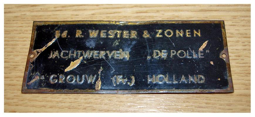 """R.Wester & Zn """"de Polle"""""""