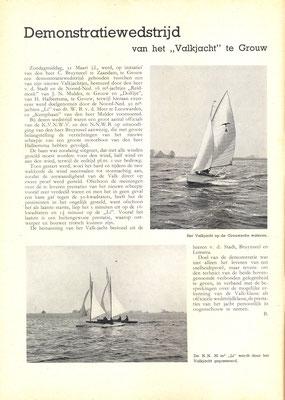 31 maart 1940 , artikel Waterkampioen
