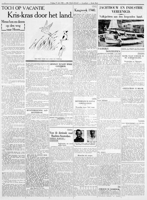 De Telegraaf , 1940