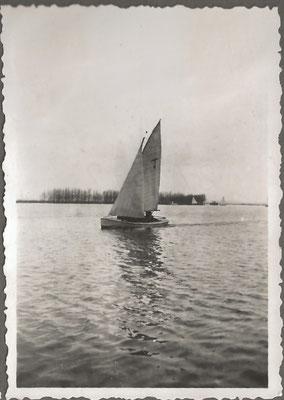 Valk 4 op de Kaag , Pasen 1940