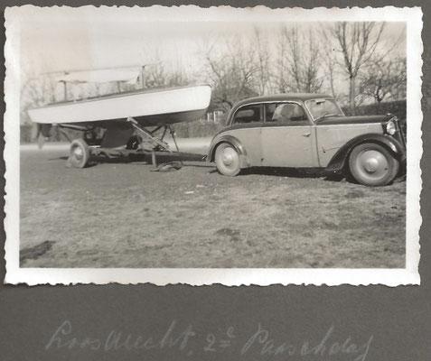 Valk 4 in Loosdrecht, Pasen 1940