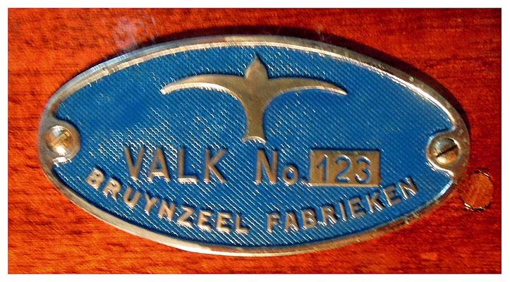Bouwnummer 123 (Valk 41)