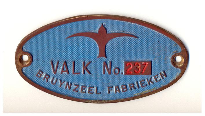 Bouwnummer 237 (Valk 174)