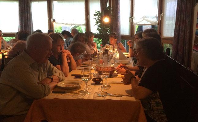 Paella Essen in Wattwil