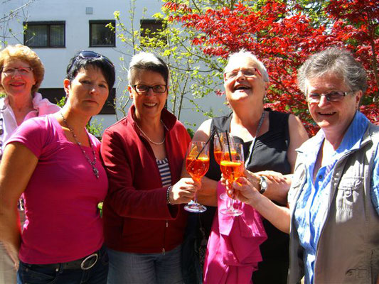 Frauen Power in Seefeld